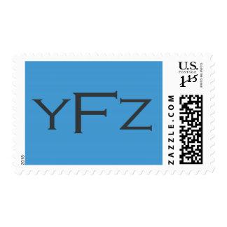 Futersak Bar Mitzvah Postage