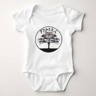 Futhark Baby Bodysuit