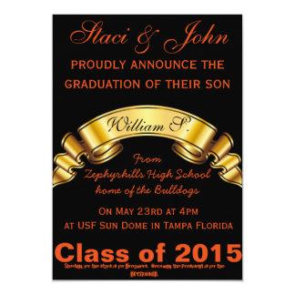 Futrue President Graduation Card