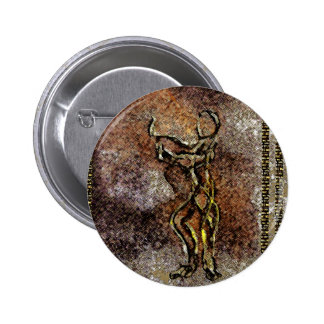 Futura9 Modern Cave Drawing CricketDiane Button
