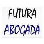 Futura Abogada Personalized Announcements