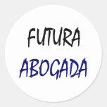 Futura Abogada Stickers