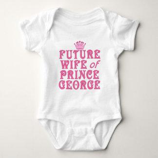Futura esposa de príncipe George Body Para Bebé
