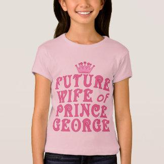 Futura esposa de príncipe George Playera