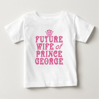Futura esposa de príncipe George Playera De Bebé