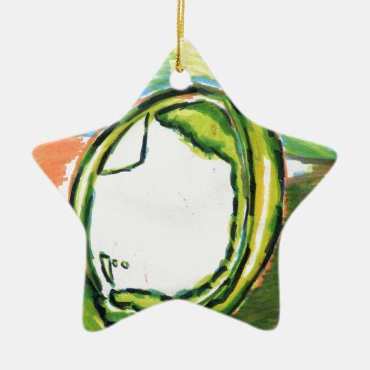 Futura Ground Express Ceramic Ornament