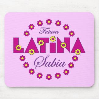Futura Latina Sabia Mouse Pad