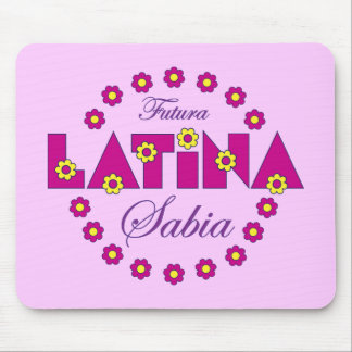 Futura Latina Sabia Tapete De Ratón