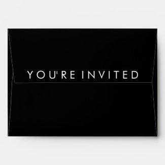 Futura Modern Envelope