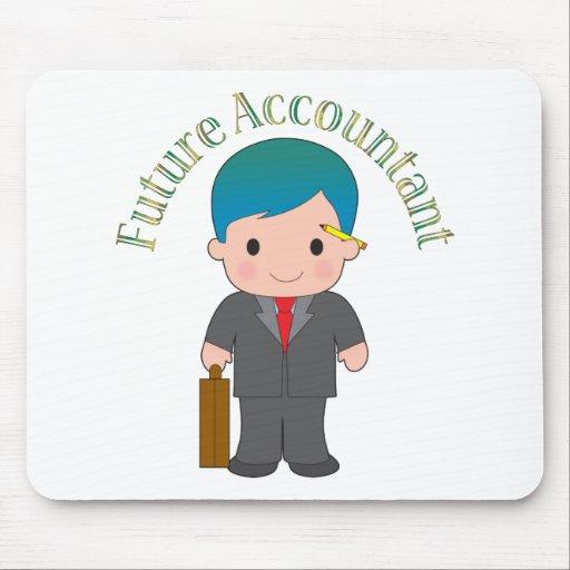 Future Accountant Mouse Pad