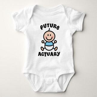 Future Actuary Baby Gift Baby Bodysuit