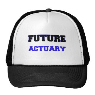 Future Actuary Trucker Hat