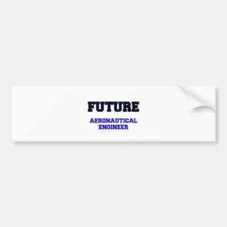 Future Aeronautical Engineer Bumper Sticker