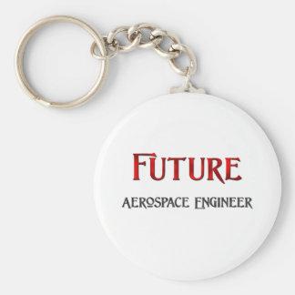 Future Aerospace Engineer Basic Round Button Keychain