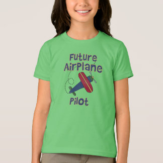 Future Airplane Pilot T-Shirt