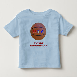 Future All-American Basketball Shirts for Children