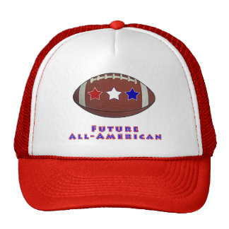 Future All-American Football Shirts for Trucker Hat