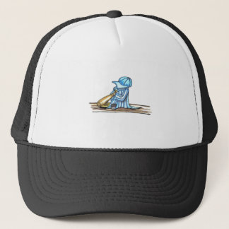 Future  All-Star Baseball Player...Hat... Trucker Hat