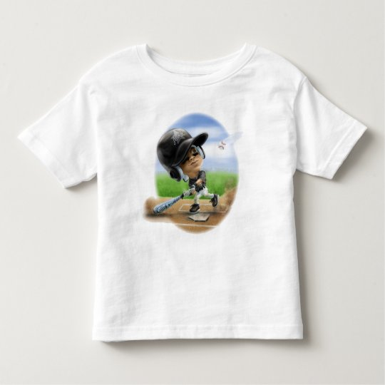 Future All-Star Black Helmet Toddler T-shirt