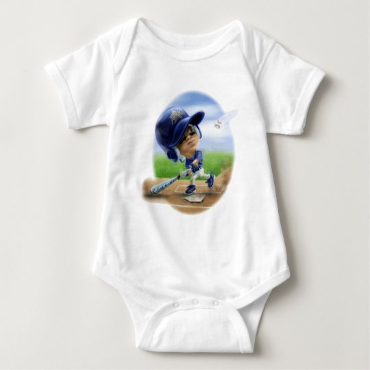 Future All-Star Blue Baby Bodysuit