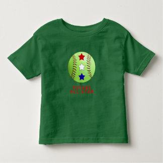 Future All-Star Softball Kids Shirts