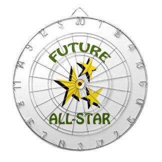 FUTURE ALLSTAR DARTBOARD WITH DARTS