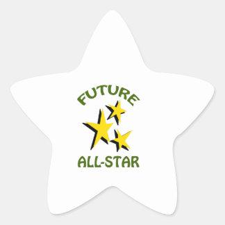 FUTURE ALLSTAR STAR STICKERS