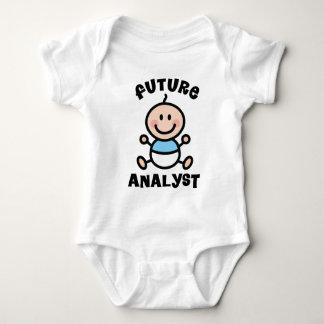 Future Analyst Baby Gift Shirts