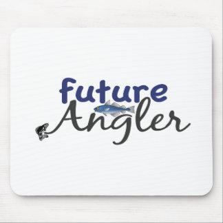 Future Angler (Fishing) Mouse Pad
