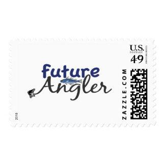 Future Angler (Fishing) Postage