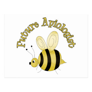 Future Apiologist Postcard