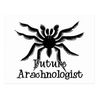 Future Arachnologist Postcard