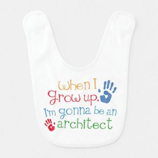 Future Architect Baby Bib