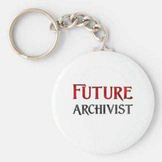 Future Archivist Keychain