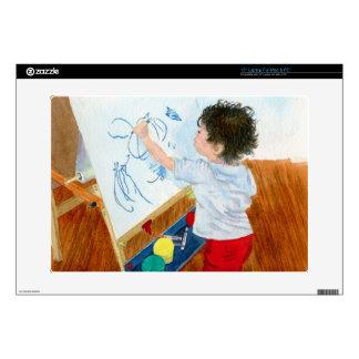 "Future Artist 15"" Laptop Decal"