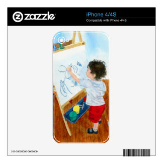 Future Artist Decals For The iPhone 4