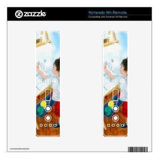 Future Artist Decals For Wii Remotes