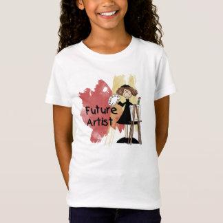 Future Artist Girl T-shirt