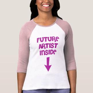 Future Artist Inside Long sleeve T-shirt