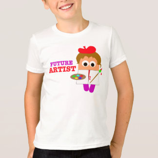 Future Artist Kids T-Shirt