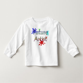 Future Artist Toddler T-shirt