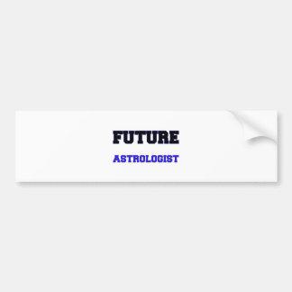 Future Astrologist Car Bumper Sticker