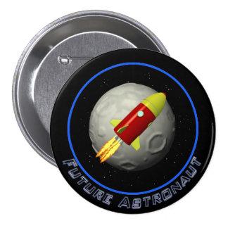 Future Astronaunt Button