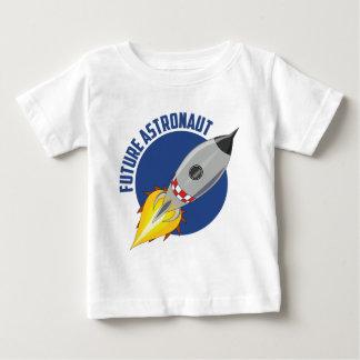 Future Astronaut Baby T-Shirt