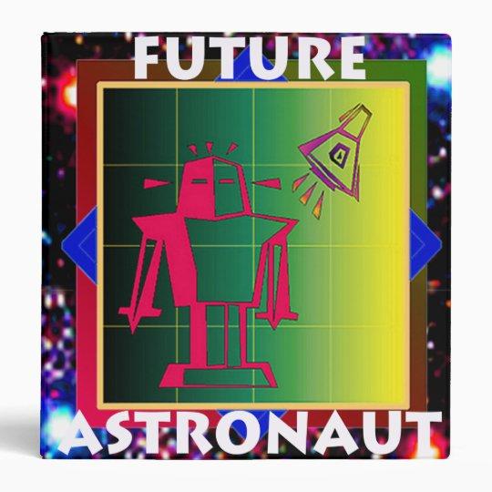 Future Astronaut Binder
