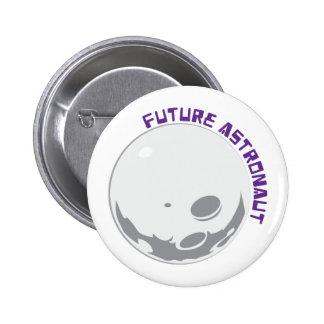 Future Astronaut Buttons