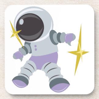 Future Astronaut Drink Coaster