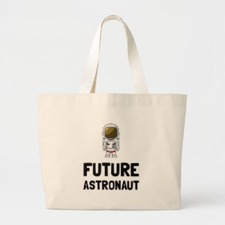 Future Astronaut Large Tote Bag