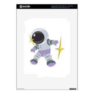 Future Astronaut iPad 3 Decal