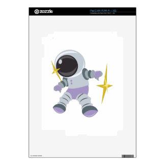 Future Astronaut Skin For The iPad 2